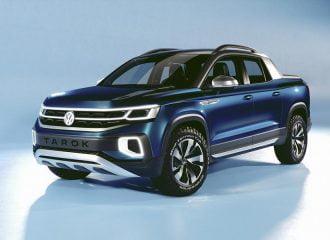 Επανεμφάνιση του νέου pickup VW Tarok