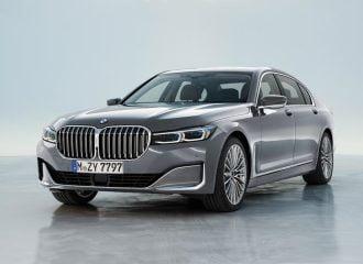 Οι τιμές της νέας BMW Σειρά 7 στην Ελλάδα