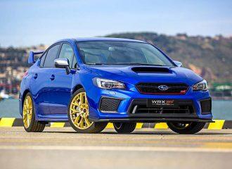 Παραγωγή μόλις 8 μοντέλων για το Subaru STi Final Edition!