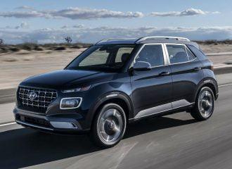 Nέο compact SUV Hyundai Venue