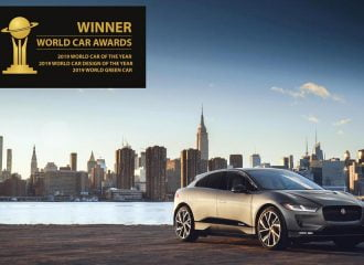 Jaguar I Pace: Παγκόσμιο Αυτοκίνητο της Χρονιάς 2019