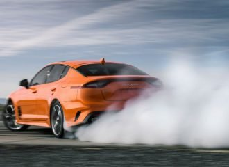 Nέο Kia Stinger GTS με Drift Mode