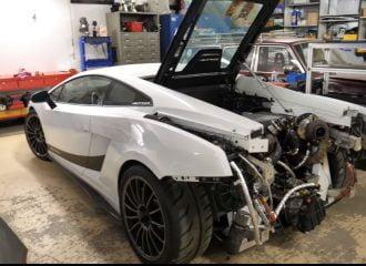 Πώς αλλάζεις κιβώτιο ταχυτήτων σε Lamborghini (+video)