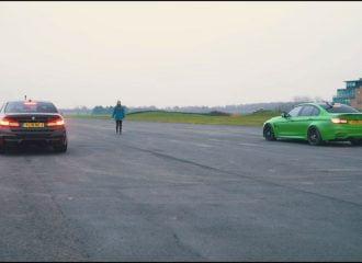 H BMW M3 ορθώνει ανάστημα στην Μ5 (+video)