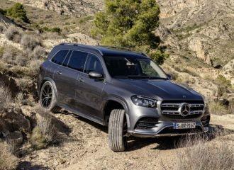 Νέα Mercedes GLS: Η S-Class των SUV
