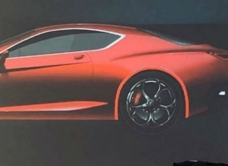 Πρώτη εμφάνιση της νέας Alfa Romeo GTV;