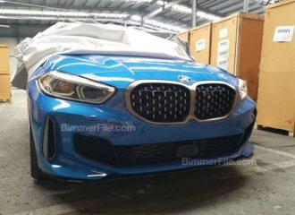 H νέα BMW Σειρά 1 αποκαλύπτεται!