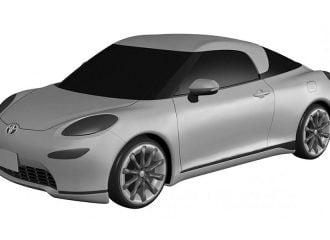 Είναι αυτό το νέο Toyota MR2;