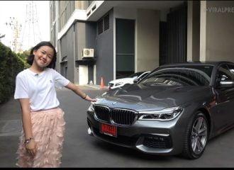 12χρονη YouTuber αγόρασε BMW Σειράς 7 για τα γενέθλιά της! (+video)