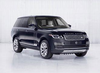 Ένα Range Rover μόνο για αστροναύτες!