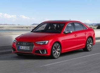 Πρώτη φορά Audi S4 TDI Sedan και Avant