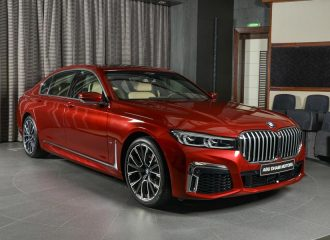 Καινούργια BMW Σειρά 7 για… φτωχούς πλούσιους!