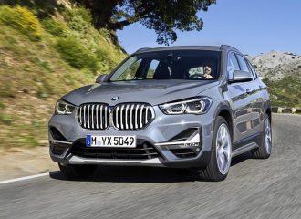 Νέα BMW X1 για πρώτη φορά plug-in υβριδική (+video)