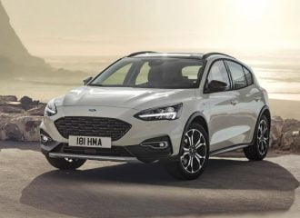 Ford Focus Active με 7 προγράμματα οδήγησης!