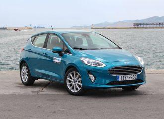 Ford Fiesta με οφέλη και προνόμια αγοράς
