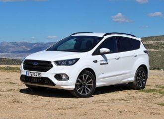 Ford Kuga με όφελος έως 2.349 ευρώ