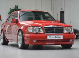 Κούκλα αλλά πανάκριβη αυτή η Mercedes E 60 AMG