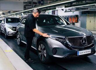 Τιμή και έναρξη πωλήσεων για τη Mercedes EQC