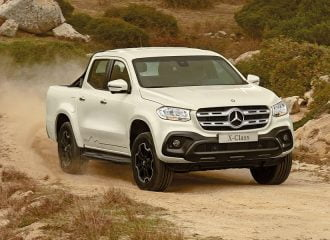 Η Mercedes θα κόψει την παραγωγή της X-Class