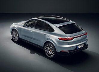 Νέα «μεσαία» Porsche Cayenne S Coupe