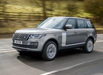 Νέο Range Rover mild hybrid 48V με 400 ίππους