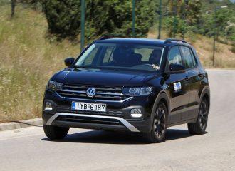 VW T-Cross: Το ασφαλέστερο μικρό SUV