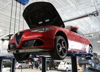 Προβλήματα στα ηλεκτρονικά η Alfa Romeo Giulia QV