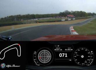 Τα ρεκόρ της Alfa Romeo Stelvio QV από μέσα (+videos)