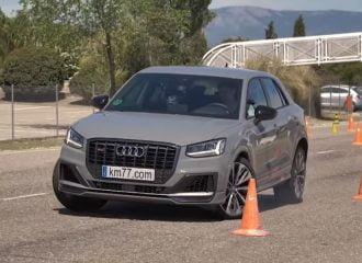 Πώς τα πήγε το Audi SQ2 στο τεστ αποφυγής ταράνδου; (+video)