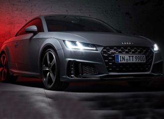Μόνο online η πώληση του Audi TT Quantum Gray Edition