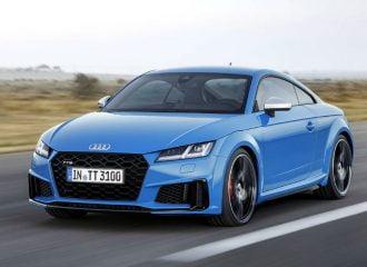 Τέλος και επίσημα το Audi TT