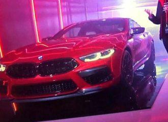 Αυτή είναι η νέα BMW M8 Competition!