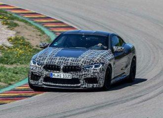 Νέα BMW M8 με πρωτοφανή ηλεκτρονικά συστήματα! (+video)