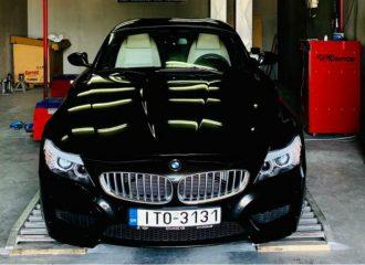 «Τέρας» η BMW Z4 του Μιχάλη Ζαμπίδη!