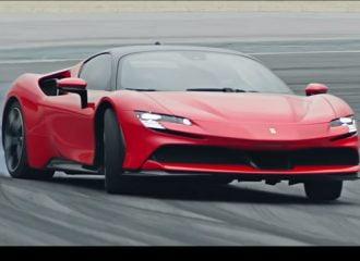 To video της απίστευτης Ferrari SF90 Stradale!