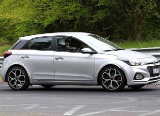 Εντατικές δοκιμές για το Hyundai i20 N