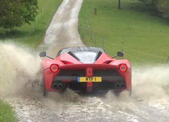 LaFerrari σε καταστάσεις…WRC! (+video)