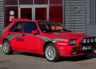 Πωλείται μαγευτική Lancia Delta Integrale
