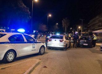 Επιδρομή της Αστυνομίας στα Λιμανάκια!