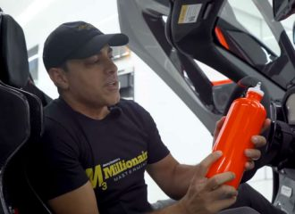 Το παγούρι της McLaren κοστίζει 6.300 ευρώ! (+video)