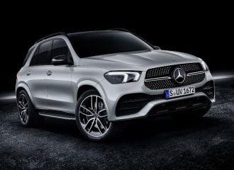 Νέα Mercedes GLE 580 με 700 Nm ροπής