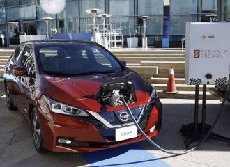 Οι μπαταρίες του Nissan LEAF ξεπερνούν σε ζωή το ίδιο το αυτοκίνητο!