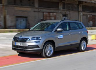 Δοκιμή Skoda Karoq 1.5 TSI ACT 150 PS