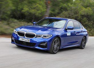 Δοκιμή BMW 330i Sedan 258 PS