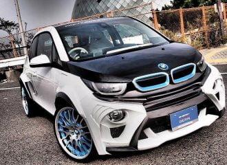 «Πρήστηκε» όσο δεν πάει το BMW i3!