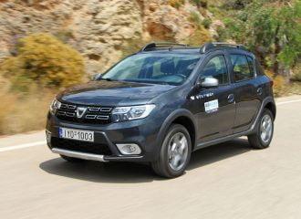 Δοκιμή Dacia Sandero Stepway 0.9 TCe 90hp