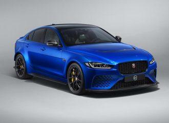 Πιο διακριτική η Jaguar XE SV Project 8 των 600 ίππων