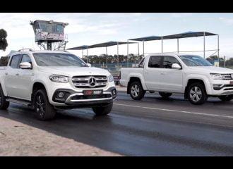 Η απόλυτη κόντρα των premium V6 αγροτικών! (+video)