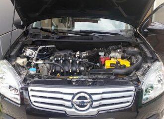 Τοποθέτηση υγραερίου σε Nissan από την EuropeGAS