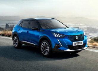 Νέο Peugeot 2008 βενζίνη, ντίζελ και ηλεκτρικό